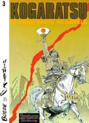 Kogaratsu t.3 ; le printemps écartelé - Couverture - Format classique