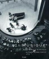 Musique - Couverture - Format classique