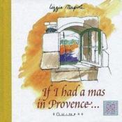 Si J'Avais Un Mas En Provence (Angl) - Couverture - Format classique