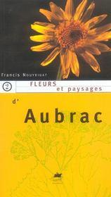 Fleurs Et Paysages D'Aubrac - Intérieur - Format classique