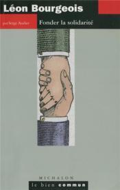 Léon Bourgeois - Couverture - Format classique