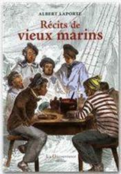 Récits de vieux marins - Couverture - Format classique