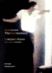 "Vente livre :  ""the third memory"" pierre huyghe  - Christine Van Assche - Centre National D'Ar"
