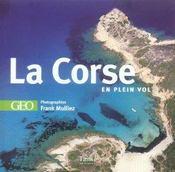La Corse en plein vol - Intérieur - Format classique