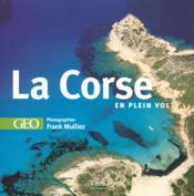 La Corse en plein vol - Couverture - Format classique