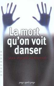 La Mort Qu'On Voit Danser - Intérieur - Format classique