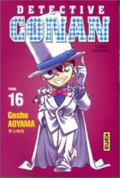 Detective Conan T16 - Couverture - Format classique