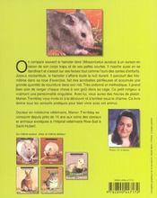 Hamster - 4ème de couverture - Format classique
