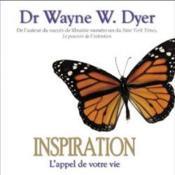 Inspiration ; l'appel de votre vie - Couverture - Format classique