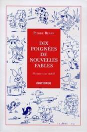 Dix poignees de nouvelles fables - Couverture - Format classique