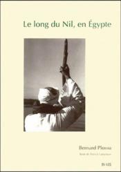 Le long du nil, en Egypte - Couverture - Format classique