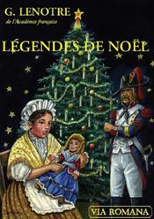 Légendes de noël : contes historiques - Intérieur - Format classique