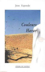 Couleurs Harar Et Autres Sujets D'Inquietude - Intérieur - Format classique
