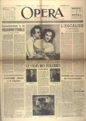 Opera N°160 du 09/06/1948 - Couverture - Format classique