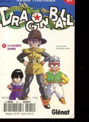 Dragon Ball Z - La Planete Namek - N°41 - Edition Francaise - Couverture - Format classique