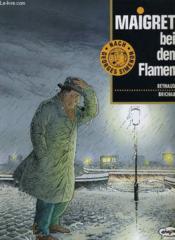 Meigret Bei Den Flamen - Couverture - Format classique
