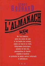 L'almanach - Intérieur - Format classique