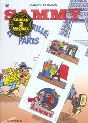 Sammy t.38 ; deux gorilles à Paris - Intérieur - Format classique