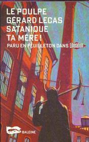 Satanique Ta Mere - Intérieur - Format classique