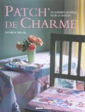 Patch' De Charme - Couverture - Format classique