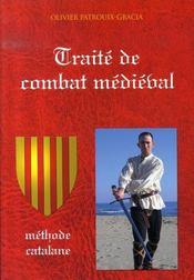 Traite de combat medieval - Intérieur - Format classique