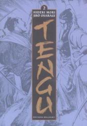 Tengu t.2 - Couverture - Format classique