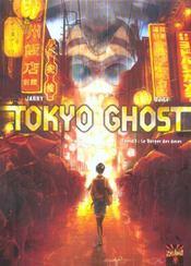 Tokyo gost t.1 - Intérieur - Format classique