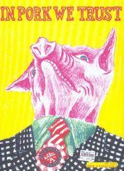 Utopia porcina - 4ème de couverture - Format classique