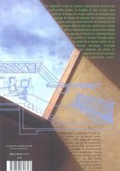 Le guide de la maison solaire - 4ème de couverture - Format classique