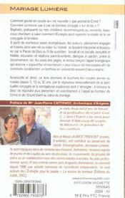 Le Bonheur Fonde Sur Le Roc - 4ème de couverture - Format classique
