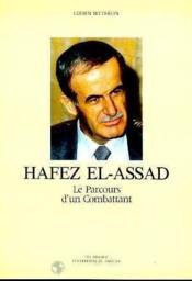 Hafez El-Assad - Couverture - Format classique