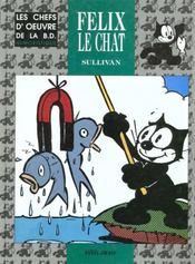 Chefs d'oeuvre BD populaire t.4 ; Félix le chat - Intérieur - Format classique