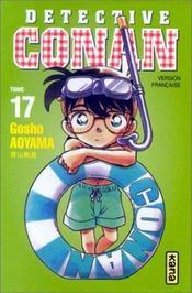 Detective Conan T17 - Intérieur - Format classique