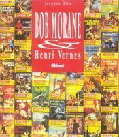Bob Morane et Henri Vernes - Intérieur - Format classique