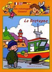 Les Coloriages Gisserot : La Bretagne - Intérieur - Format classique