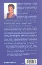 Paroles Angeliques Tome 3 - 4ème de couverture - Format classique