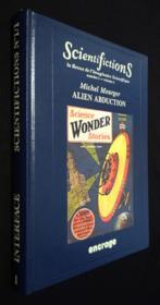 Alien abduction - Couverture - Format classique