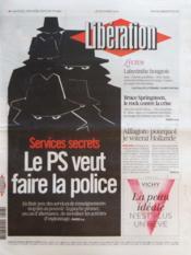 Liberation N°9587 du 08/03/2012 - Couverture - Format classique