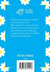 Mademoiselle Pif Paf - 4ème de couverture - Format classique