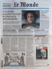 Monde (Le) N°20874 du 01/03/2012 - Couverture - Format classique