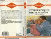 Joyeuses Paques Mister Malone ! - One More Secret - Couverture - Format classique