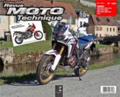 Vente  REVUE TECHNIQUE AUTOMOBILE N.185 ; Honda ; crf 1000l Africa twin ; crf 1000a (abs) ; crf 1000d abs dct) (édition 2016)  - Etai - Collectif