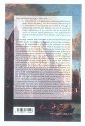 La révolution mathématique du XVII siècle - 4ème de couverture - Format classique