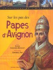 Sur les pas des papes d'Avignon - Intérieur - Format classique