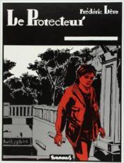 Le Protecteur - Couverture - Format classique