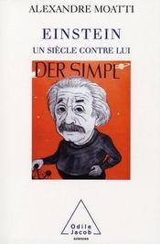 Einstein, un siècle contre lui - Intérieur - Format classique
