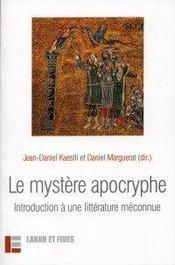 Le Mystere Apocryphe - Intérieur - Format classique