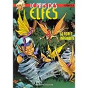 Le pays des elfes t.10 ; la forêt interdite - Couverture - Format classique