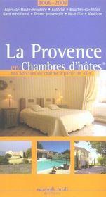 *La Provence Cham Hot 2006* - Intérieur - Format classique
