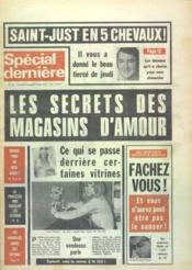 Special Derniere N°367 du 12/03/1976 - Couverture - Format classique